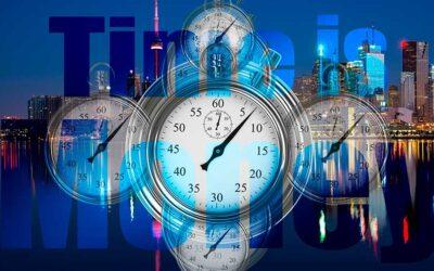 La autogestión – El tiempo es un recurso limitado